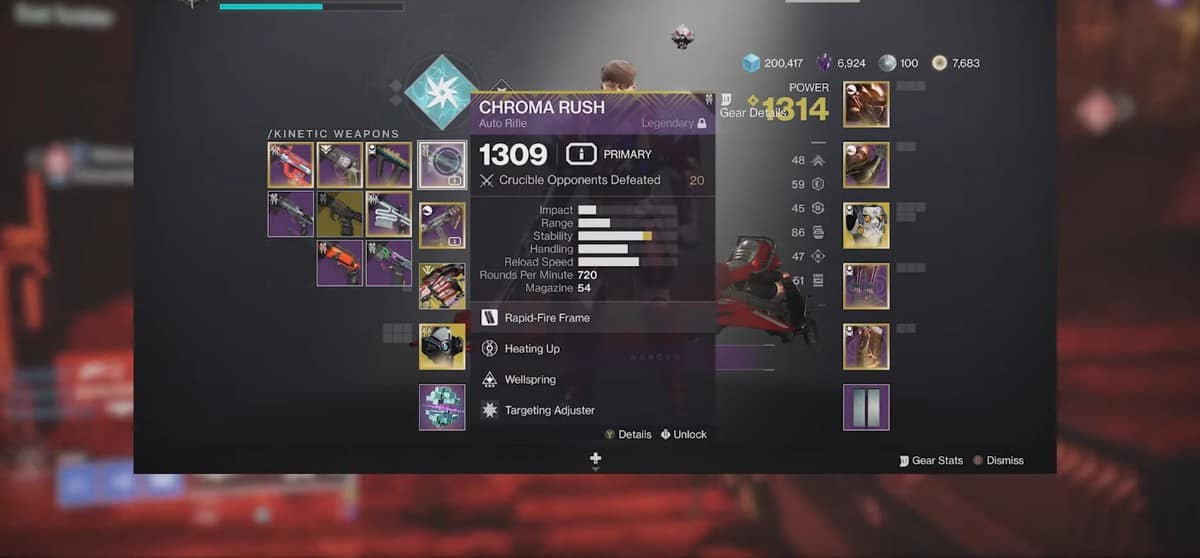 How to Get Chroma Rush in Destiny 2 Season of the Splicer