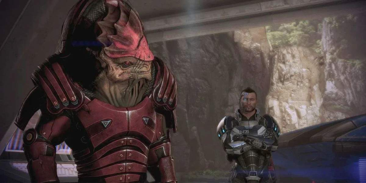 How to Get Wrex's Family Armor in Mass Effect