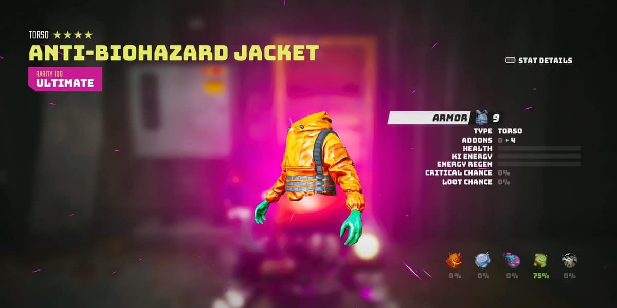 How to Get the Biohazard Zone Suit in Biomutant