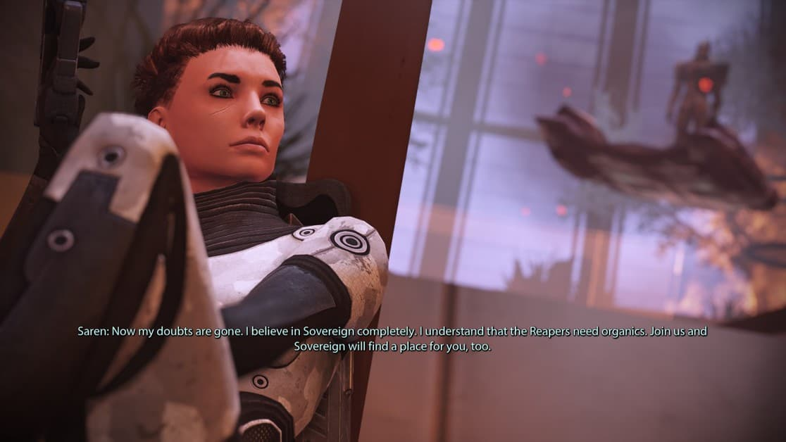 Mass Effect Choices and Consequences Guide