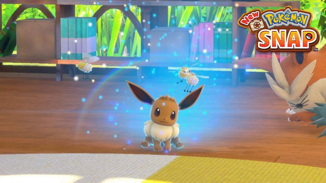 New Pokemon Snap Eevee Party Request Guide