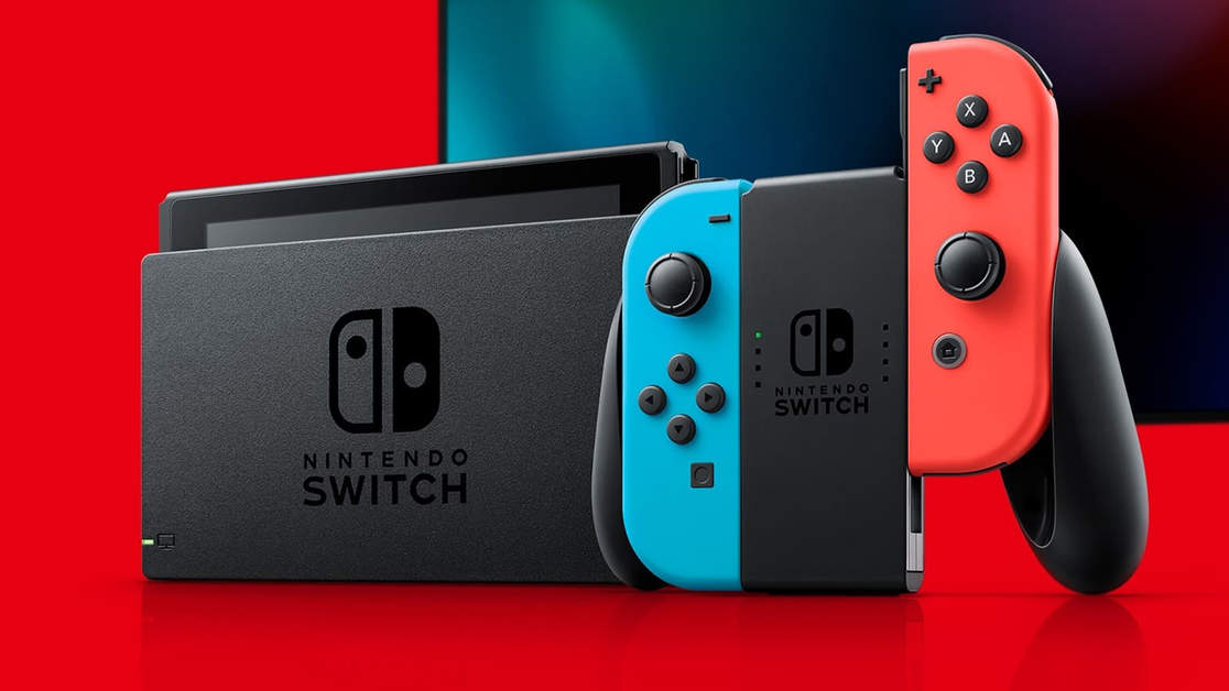 Nintendo Switch Pro Reportedly Same Console Size With Larger 7-Inch Screen