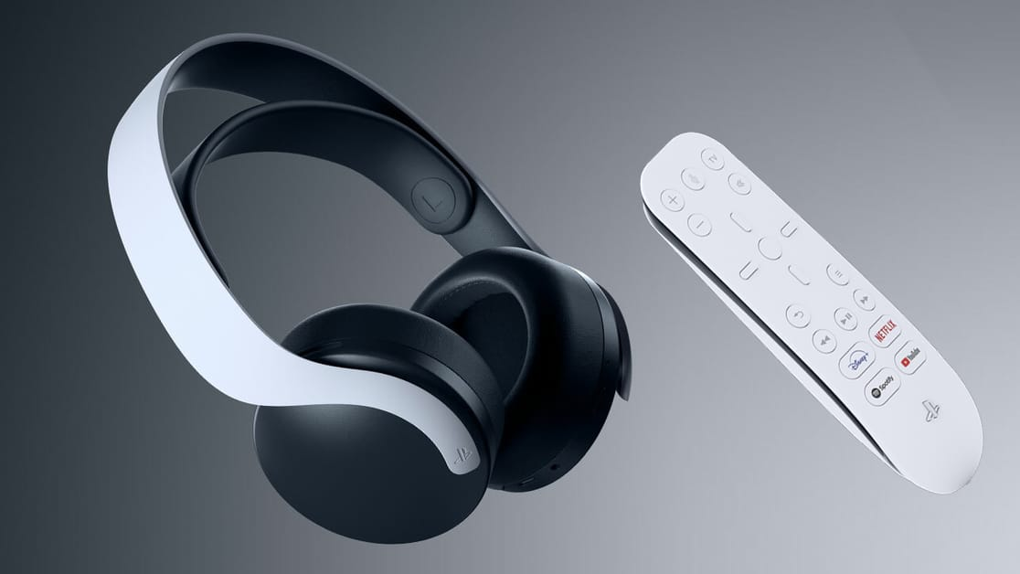 Sony Trademarks Slogans For PS5 Headset And Media Remote