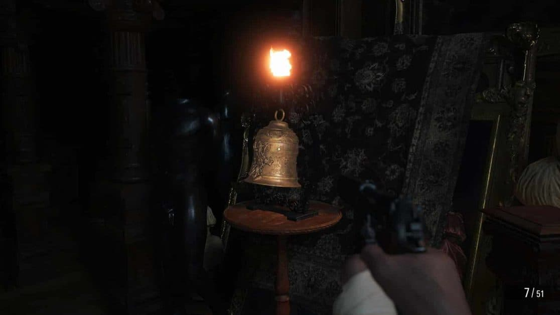 How to Solve the Five Bells Puzzle in Resident Evil Village