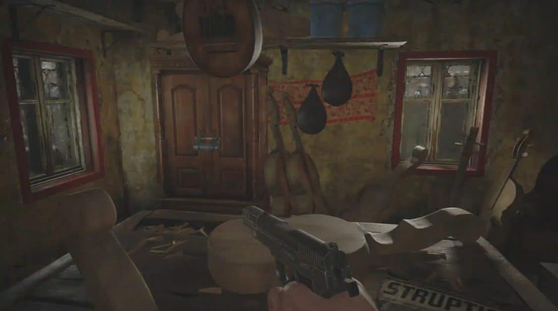 How to Get Maestro's Collection Treasure in Resident Evil Village