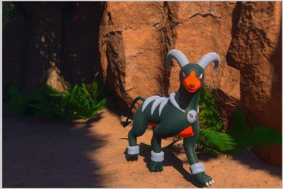 Ruins of Remembrance in New Pokemon Snap