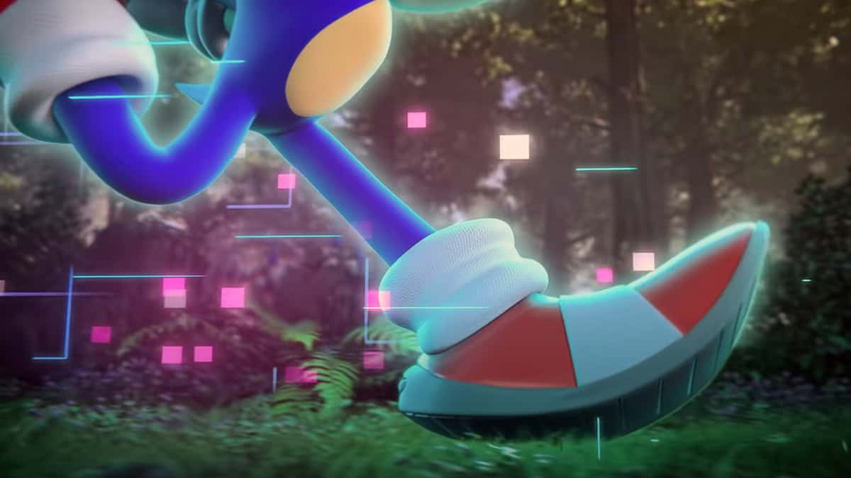 Sonic Rangers Rumored To Be A Zelda-Inspired Button-Masher