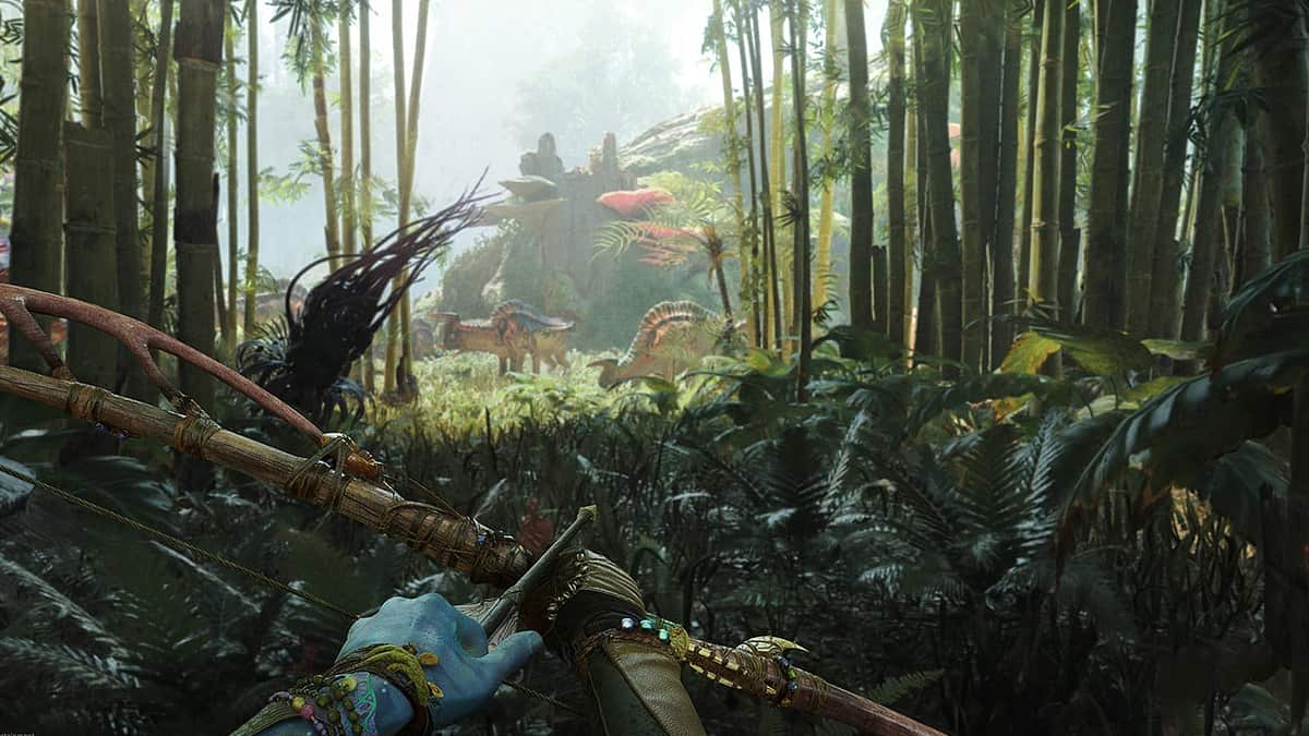 Avatar: Frontiers Of Pandora Will Only Be Playable With Ray Tracing