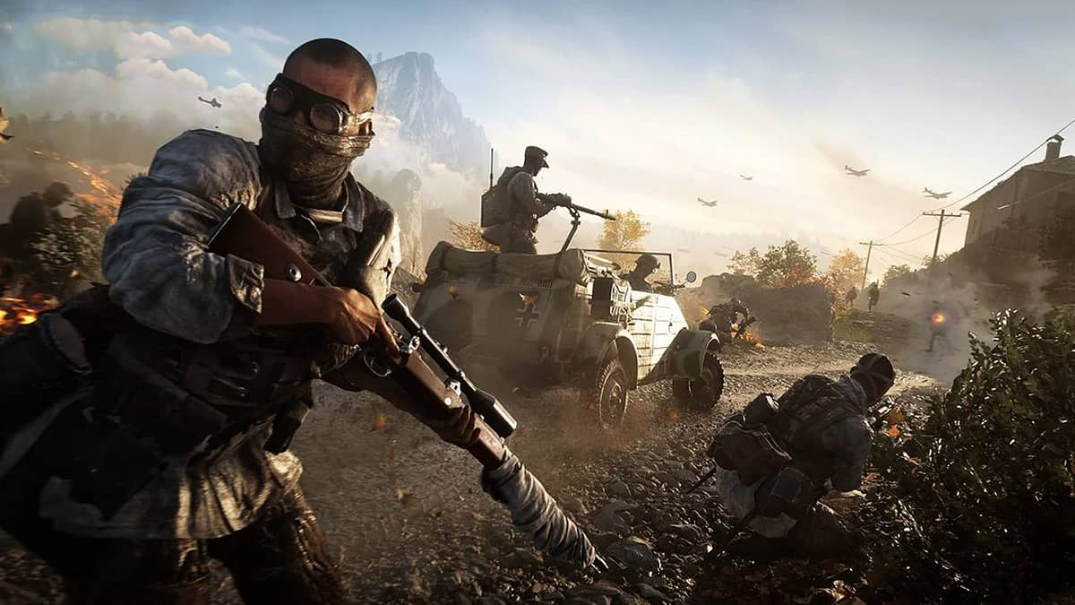 Battlefield 6 Looks To Be Coming To Xbox Game Pass