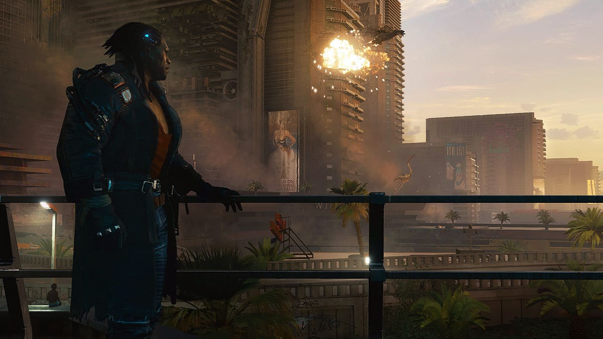 """Cyberpunk 2077 Will Move To Let CDPR """"Work Full-Scale"""" On Unannounced Projects In 2022"""