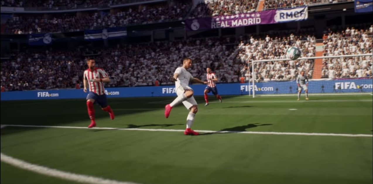 Here is Your First Leaked Look At FIFA 22 Menu