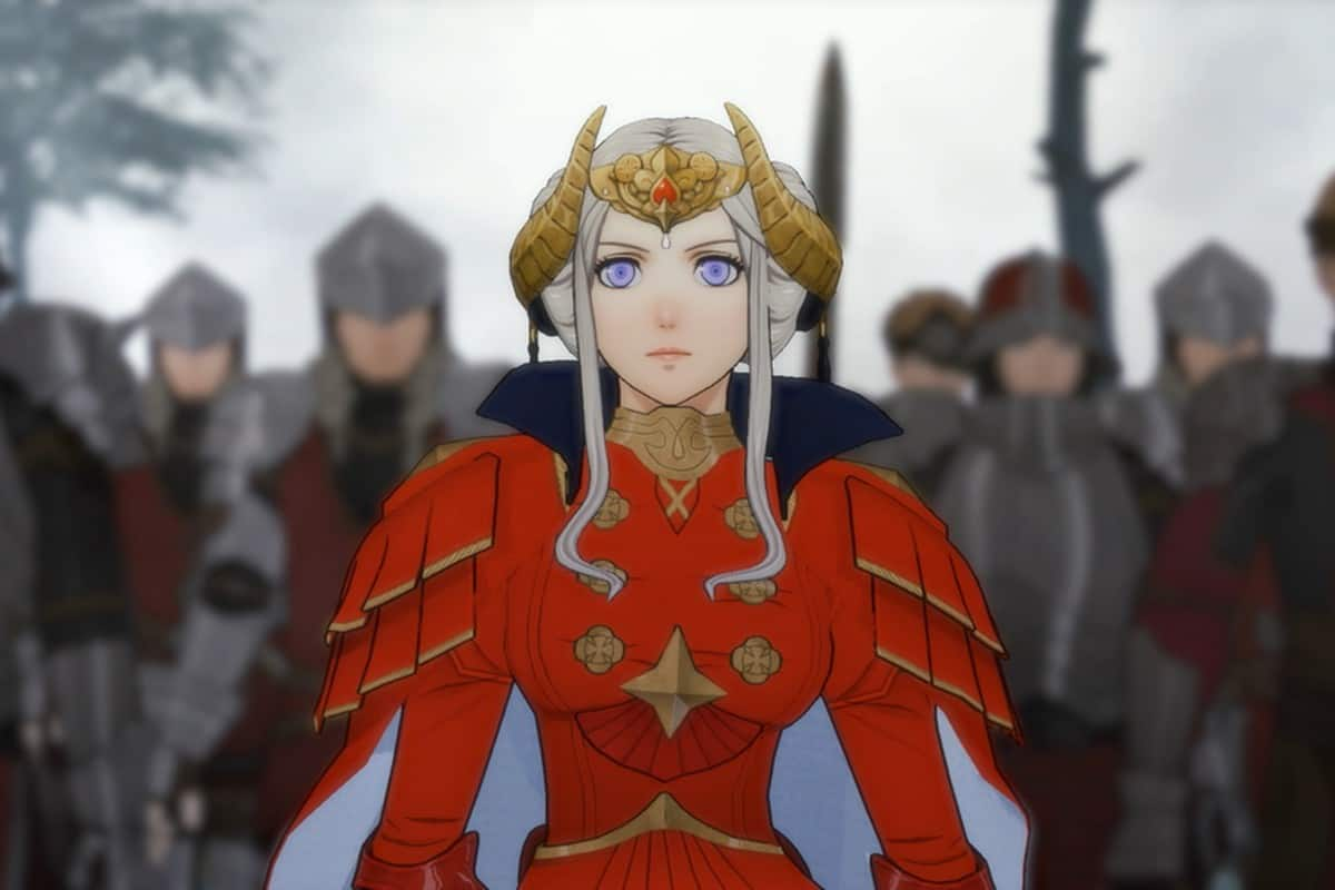 Fire Emblem: Three Houses Chapter 8 The Flame in the Darkness Walkthrough