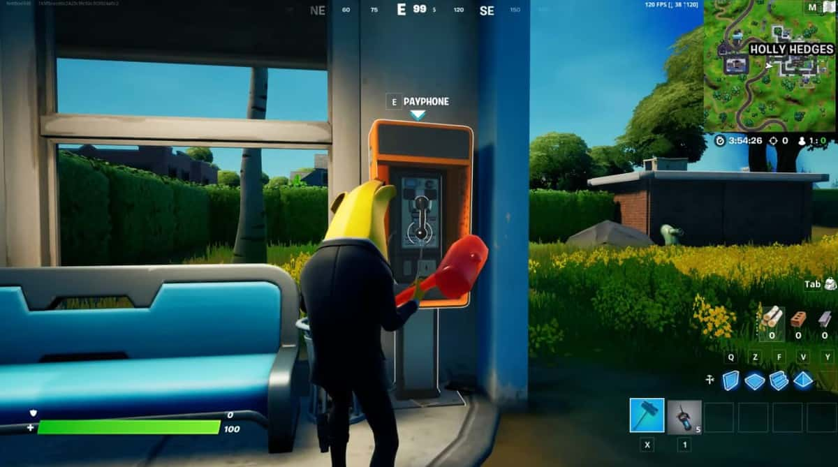 How to Accept Payphone Quests in Fortnite Chapter 2 Season 7