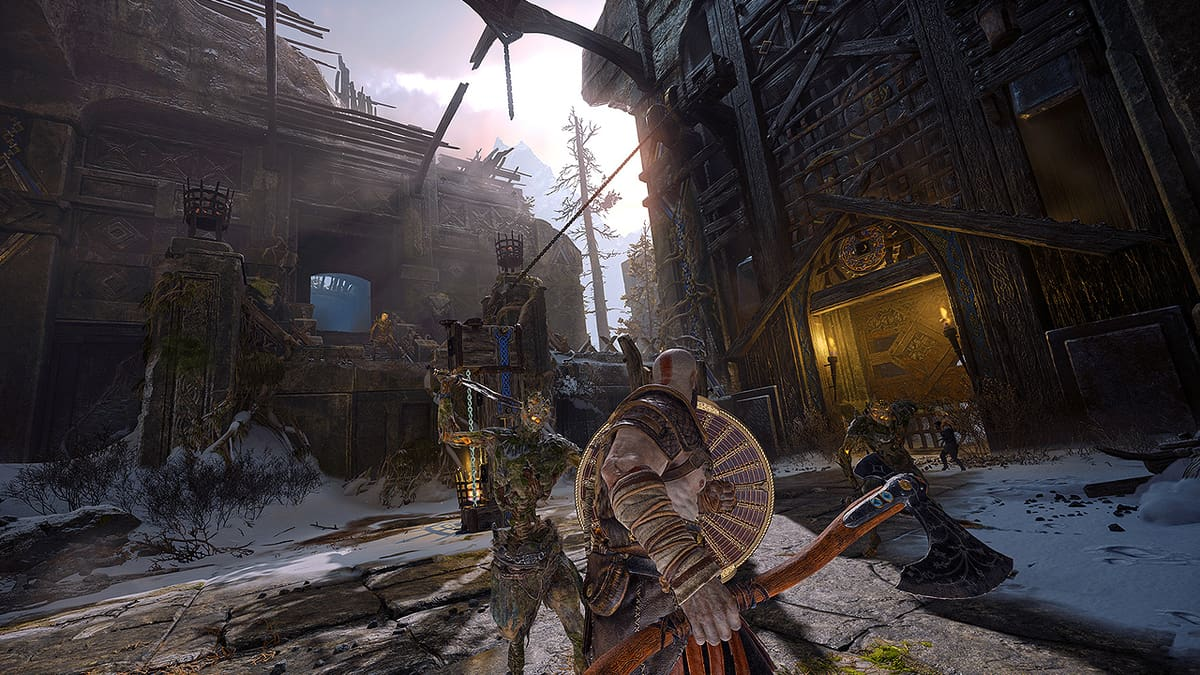Nvidia GeForce Now Database Mentions God Of War For Steam