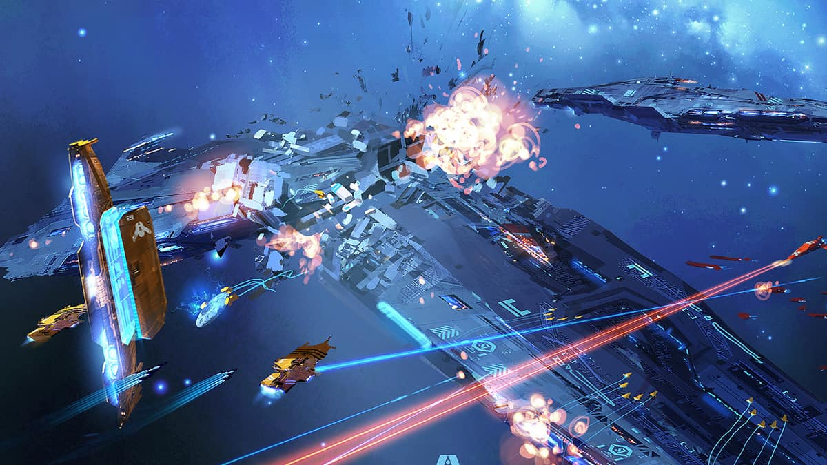 New Homeworld 3 Trailers Inbound As Gearbox Preps Marketing Campaign