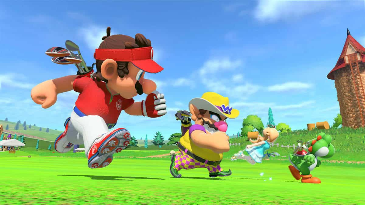 How to Unlock Outfits in Mario Golf Super Rush