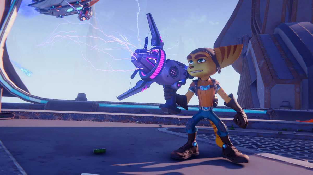 Ratchet & Clank: Rift Apart Best Weapons Guide