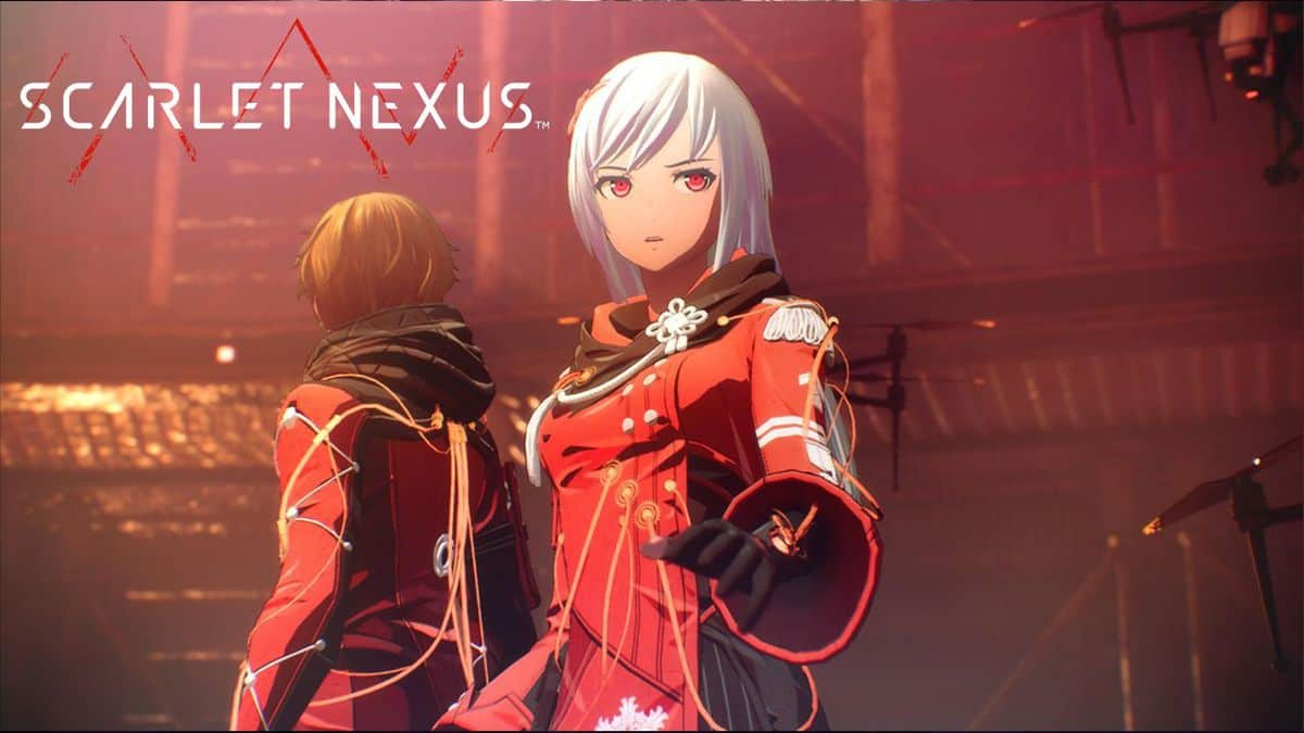 Scarlet Nexus Character Stats Guide