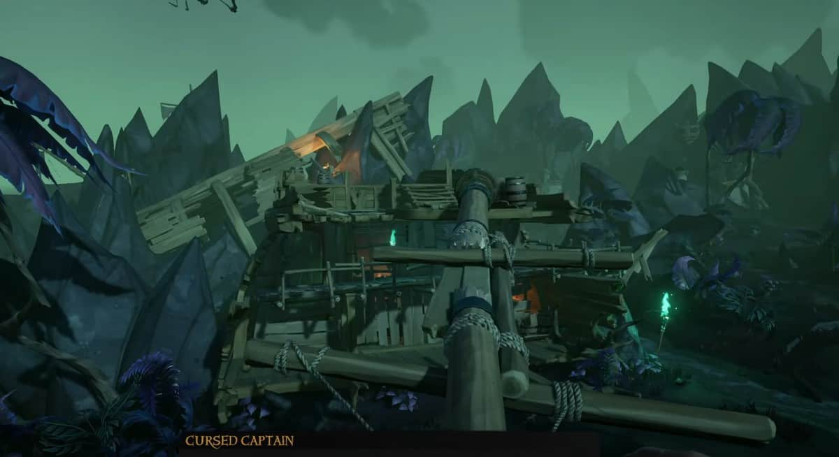 How to Get Captain Bones Special Recipe in Sea of Thieves