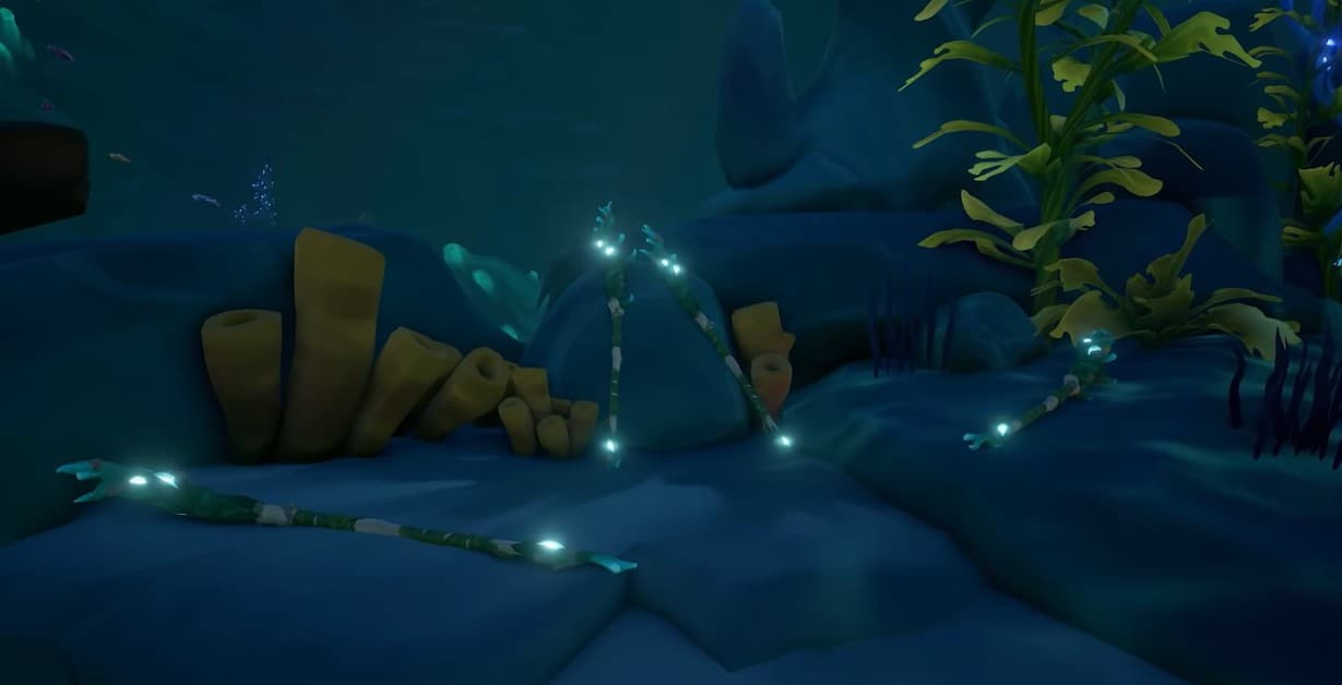 Sea of Thieves Trident of Dark Tides