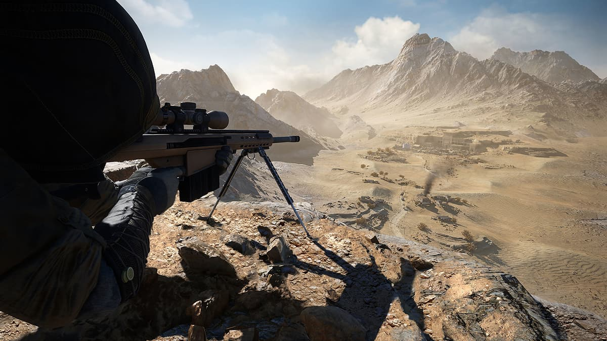 Sniper Ghost Warrior: Contracts 2 Had A Press Event Which Fantasized Killing Arabs