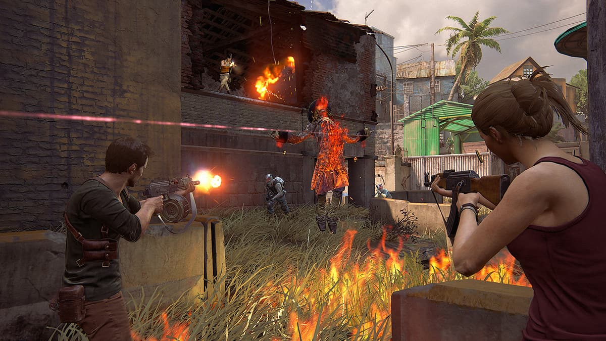 """Naughty Dog's """"First Standalone Multiplayer Game"""" Hints """"Compelling Gameplay"""""""