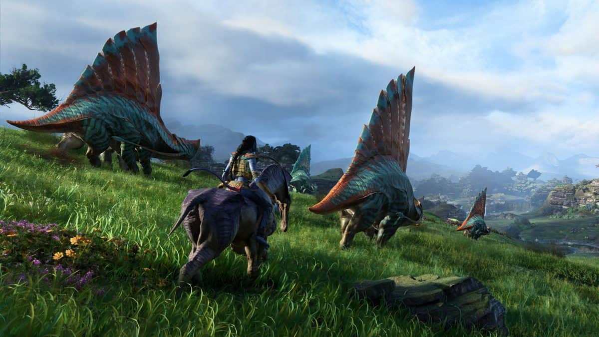 Avatar: Frontiers of Pandora Immersion Is Dependent On Next-Gen Consoles