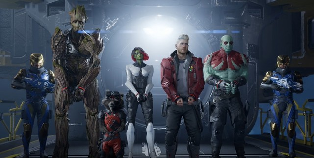 Guardians of the Galaxy Multiplayer Was Cancelled