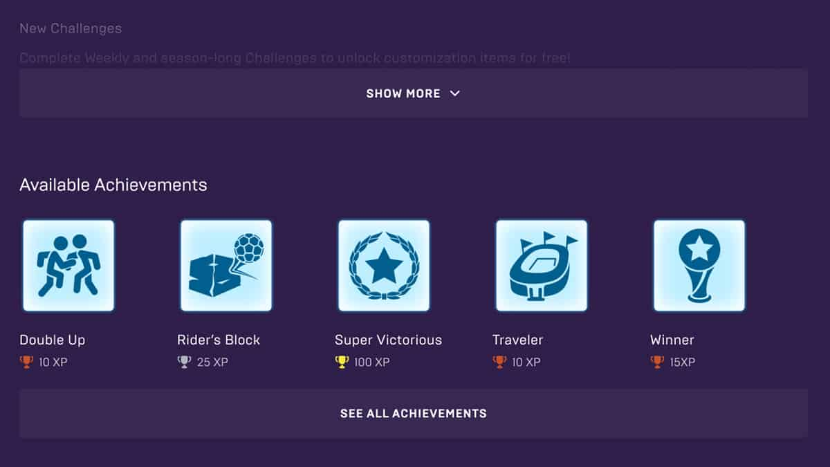 New Profiles And Achievements Inbound For The Epic Games Store