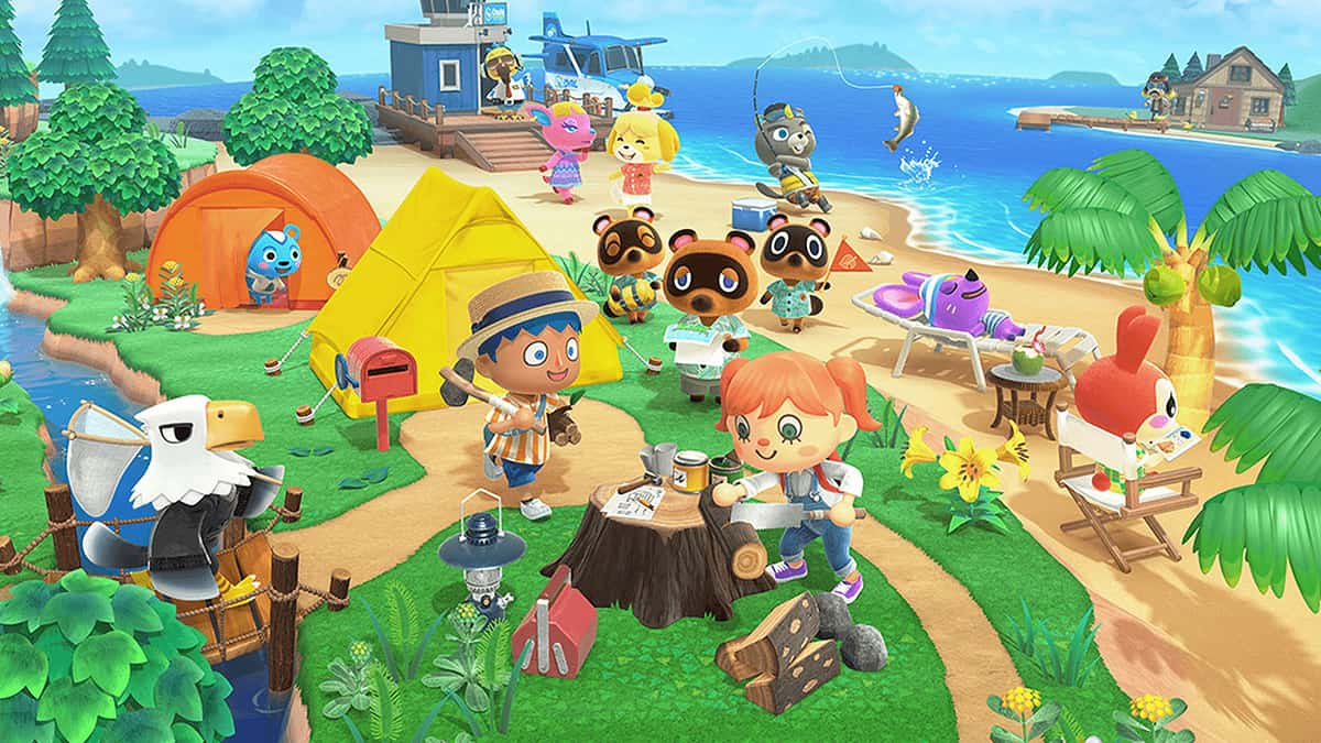 Animal Crossing Monopoly's Real, Here's How To Pre-Order