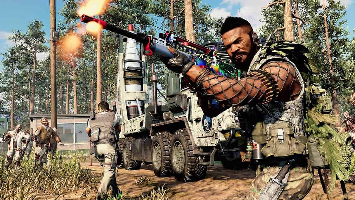Black Ops Cold War High-Resolution Texture Packs Weigh Nearly 30GB On PS5