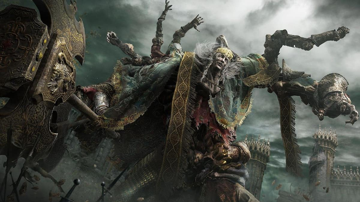 A Playable Version Of Elden Ring Is Available On The Steam Servers