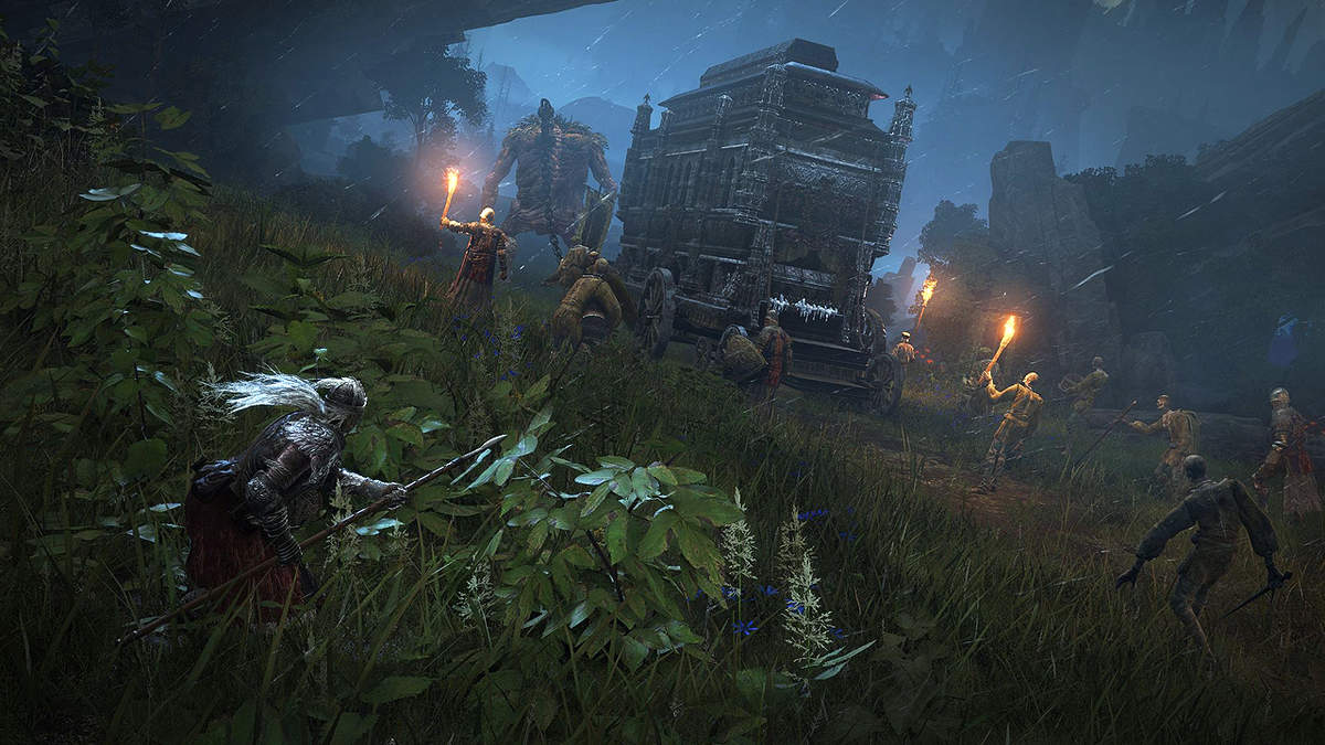 Elden Ring's Stealth Mechanics Use Environment, Weather, Time Of Day