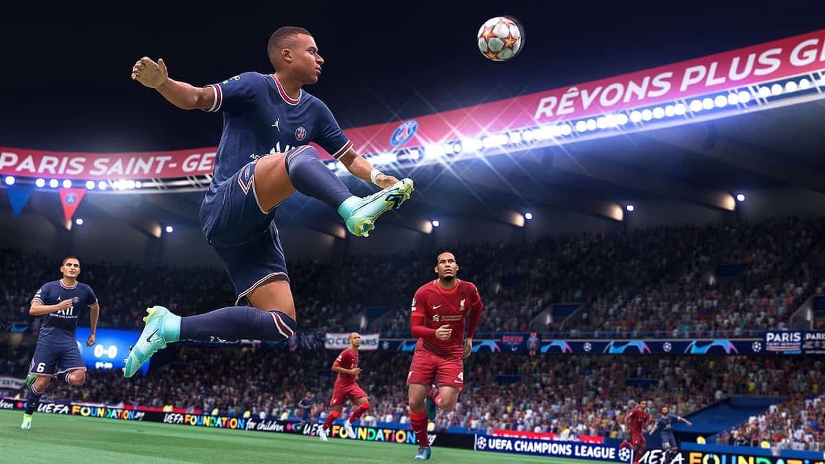 FIFA 22 On PC Will Skip Next-Gen Features Like HyperMotion