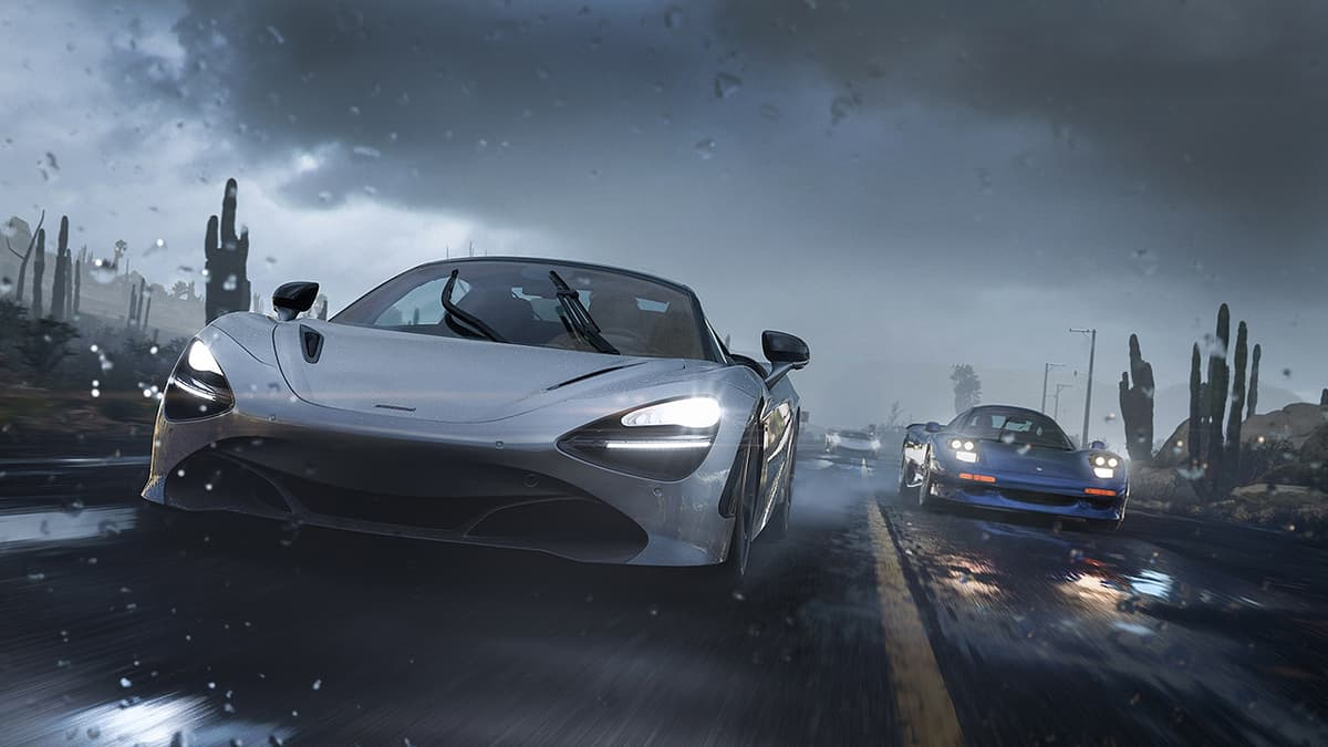 Forza Horizon 5's Realistic Skies Were Achieved With 75TB Of Real-World Photos