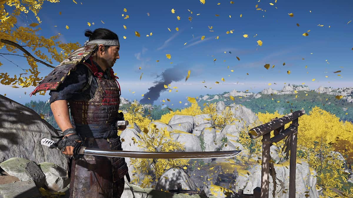 Ghost Of Tsushima: Director's Cut Asks $10 More For DualSense Support