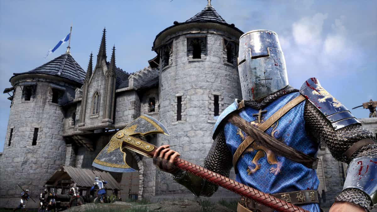 How to Change Skins in Chivalry 2