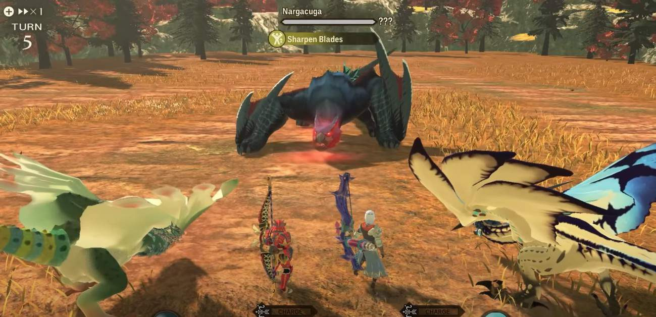 How to Get Nargacuga in Monster Hunter Stories 2