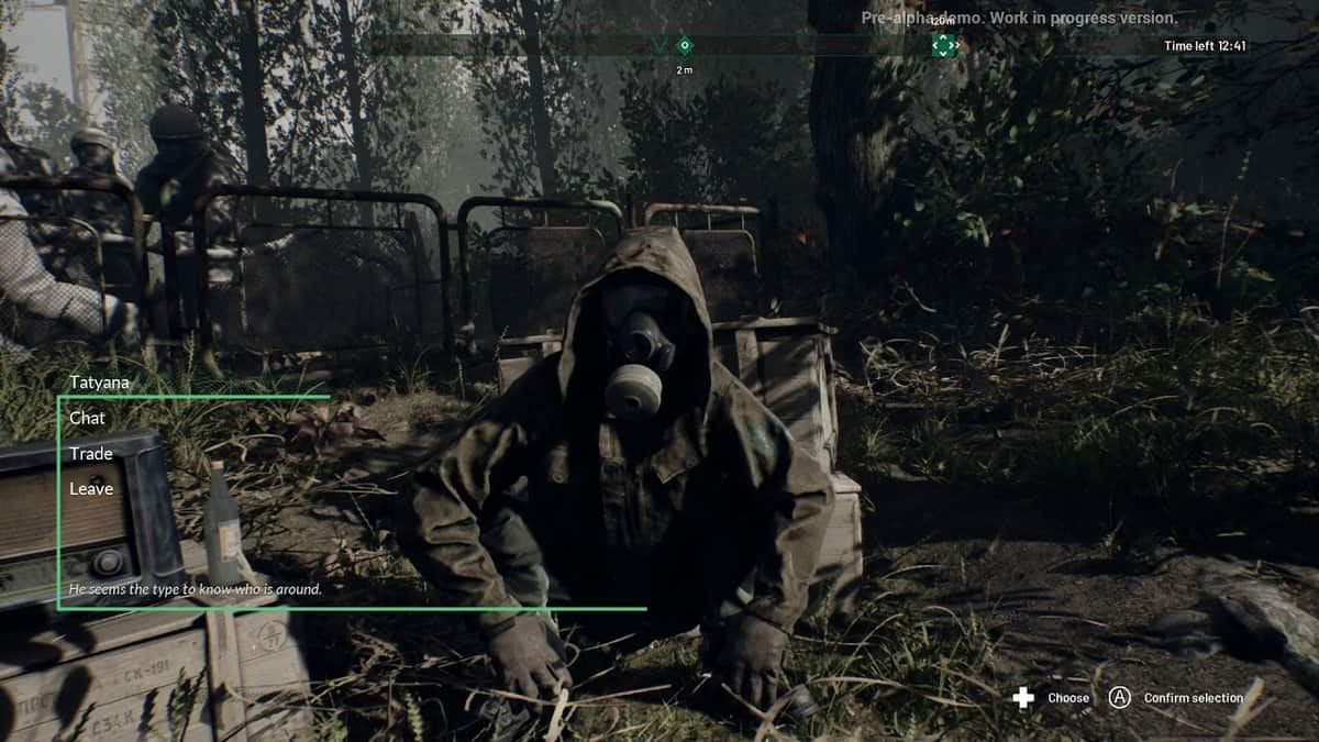 How to Recruit Companions in Chernobylite