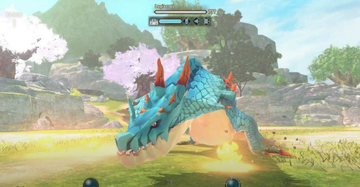 How to get Lagiacrus in Monster Hunter Stories 2