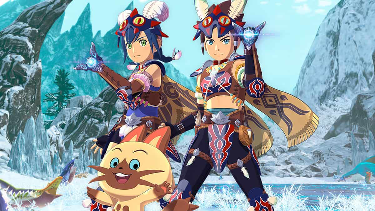 How to Change a Monstie's Elemental Type in Monster Hunter Stories 2