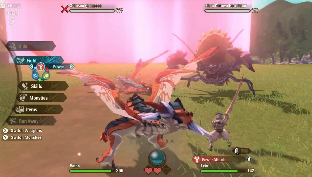How to Defeat Qurupeco in Monster Hunter Stories 2: Wings of Ruin