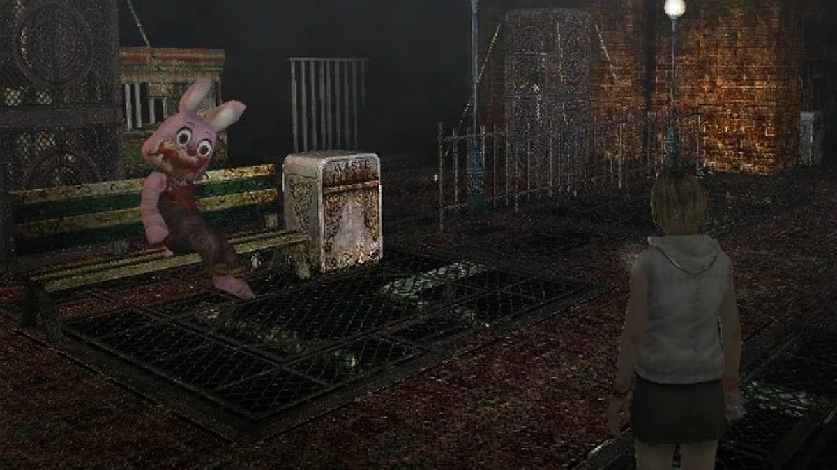 Norman Reedus Fuels Silent Hill Rumors With Robbie, The Rabbit