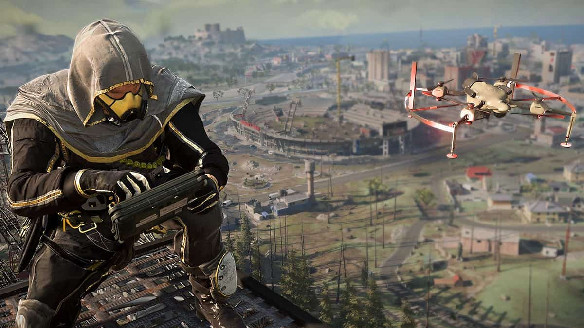 Call Of Duty: Warzone's Long-Standing Sliding Aim Bug Will Finally Be Fixed