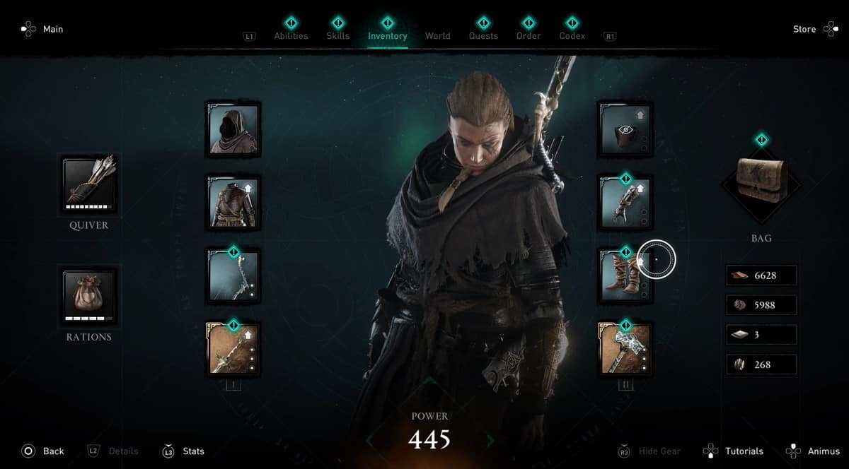 How to Get the Grim Reaper Armor Set in AC Valhalla