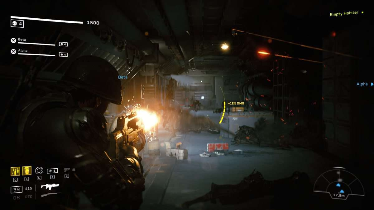 Aliens Fireteam Elite The Only Way to Be Sure Intel Locations Guide