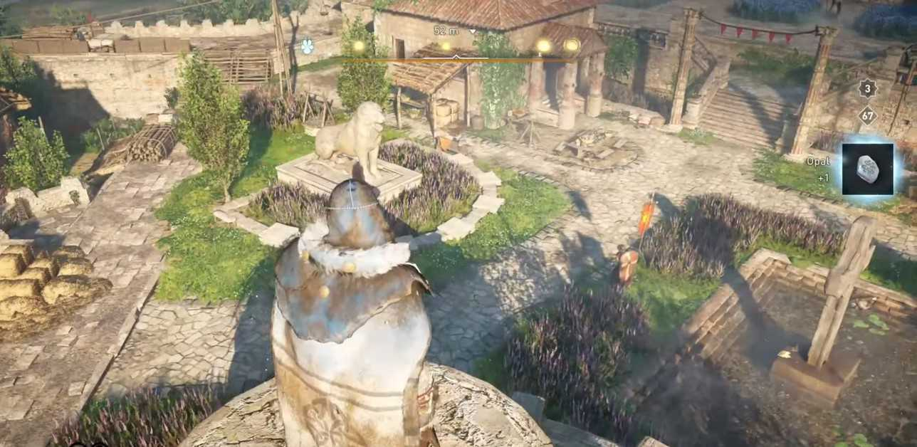 Assassin's Creed Valhalla Amienois Opal Locations