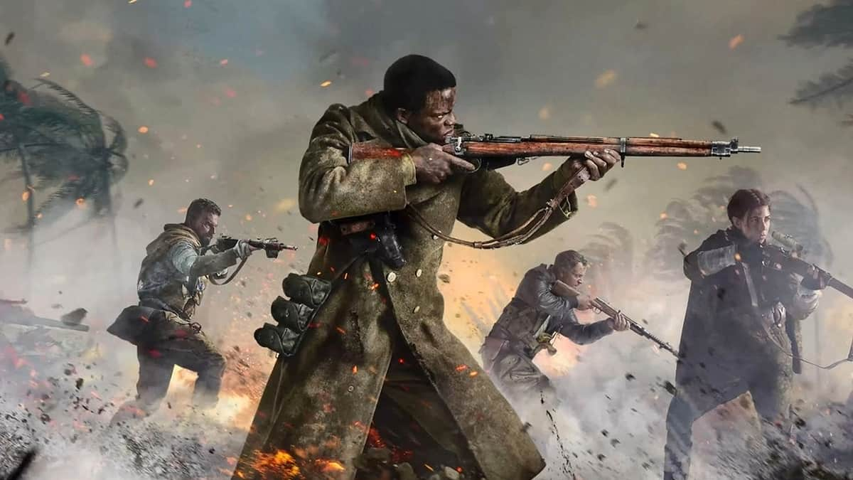 Call Of Duty Vanguard Multiplayer Brings Many New Changes To Formula