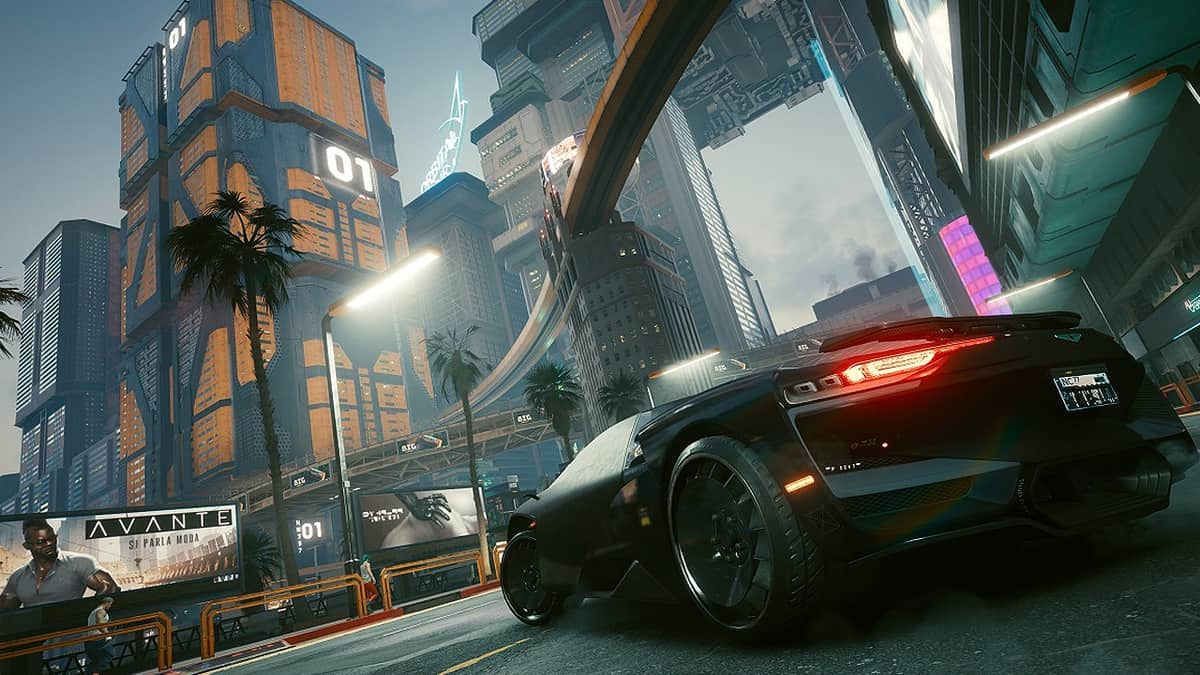 Cyberpunk 2077 Patch 1.3 Adds New Way To Reset Perks
