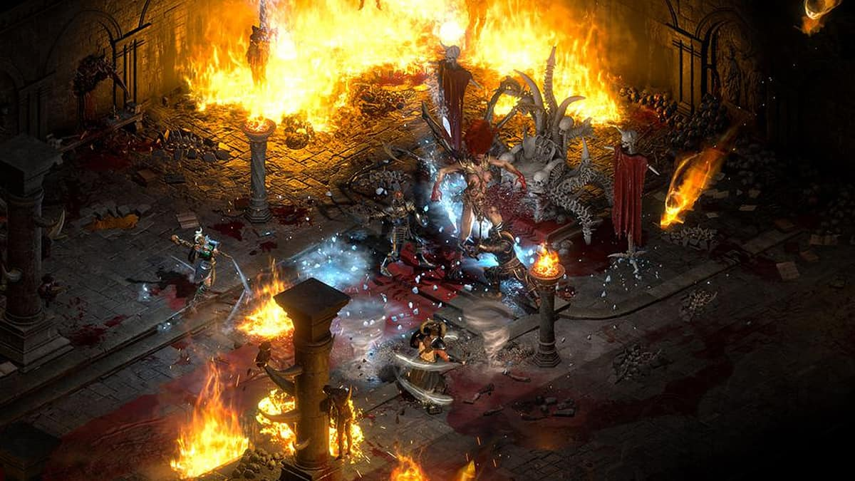 Diablo 2: Resurrected Server Issues Will Take Time To Fix